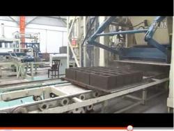 空心砖机生产视频