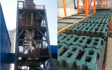 建筑垃圾制砖机厂家