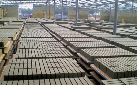 粉煤灰环保制砖机