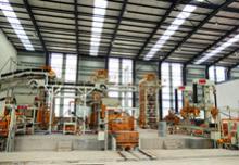 银马免烧砖机生产线包含哪些配套设备