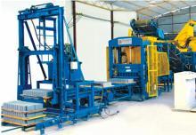 小型砌块机生产线不容忽视的四组问题
