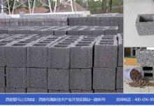 砌块砖机生产的六种常见制品