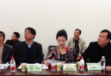 陕西省经促会2016理事工作会议于银马智能胜利闭幕