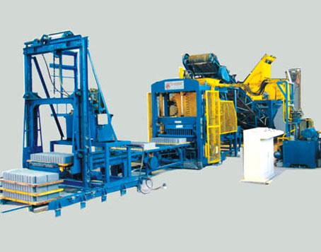 免烧砖机小型经济型生产线