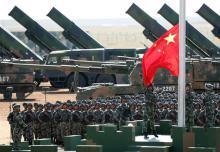 人民解放军建军90周年,兵强国富各行各业都在繁荣发展