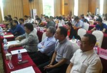 2017年建筑废弃物资源化利用技术培训会于云南召开