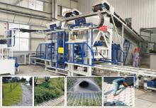 煤矸石免烧砖机之水资源净化