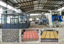 钢渣制砖设备需要追求的目标