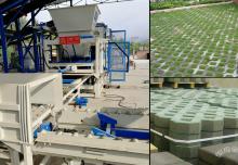 透水砖机设备减速机的详细安装方法