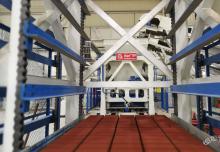 全自动建筑垃圾制砖机绿色生产中的四大要素
