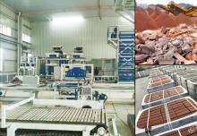 路面透水砖机械:陕西应如何正确做好农村垃圾分类处理工