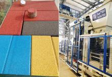花砖机生产的砖制品用途及操作安全事项