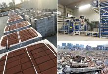 """环保建筑垃圾制砖机:""""整治+修复""""筑生态陕西"""