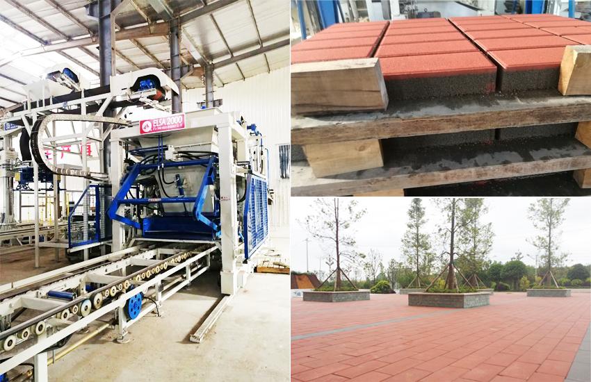 环保建筑垃圾制砖机:助力环保促进再生才是发展未来
