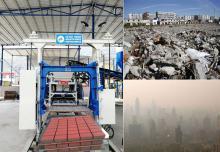 水泥砖制砖设备:汾渭平原污染防治应该怎么做?