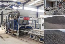 水泥砖制砖设备:变废为宝、面源管控、固废再生