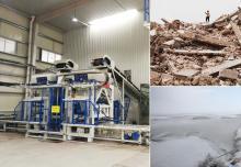 制砖机成套设备:我国农村垃圾资源化处理的现状