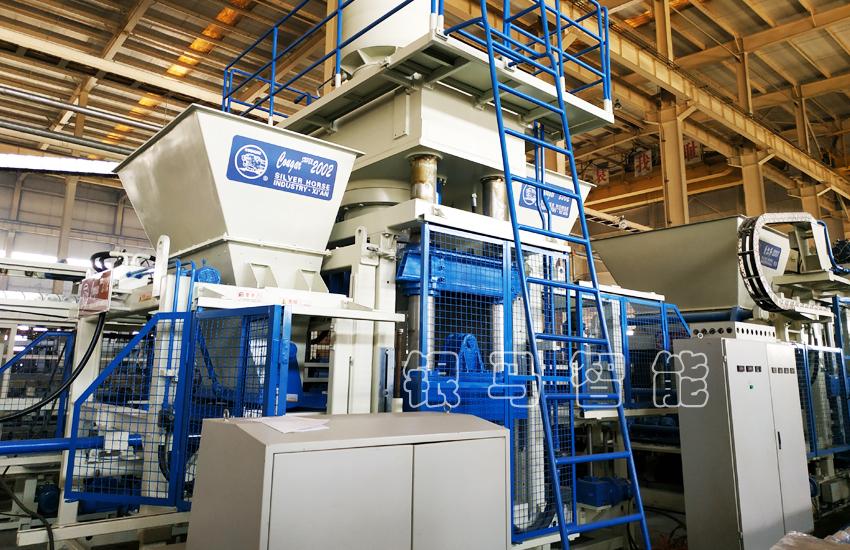 水利标砖机:城镇化建设与混凝土废渣的合理利用