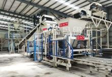 免烧砖机设备液压系统中的液压冲击是如何形成的?