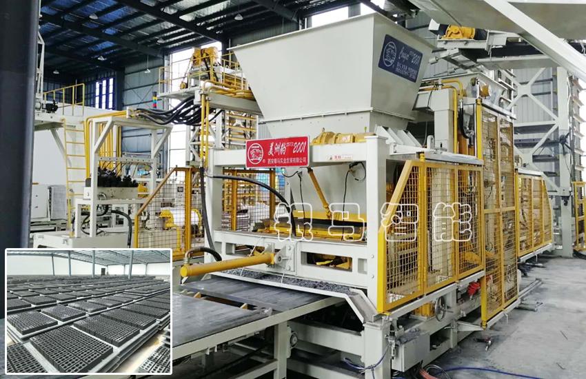 全自动免烧砖机生产制品对模具有哪些要求?