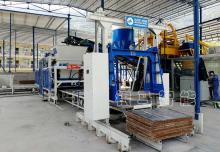 自动透水砖机设备成套系统功能及制品优点