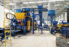 大型水泥环保砖设备维修中的预防措施有哪些?