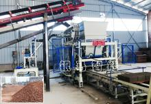 大型水泥环保砖设备:超细固废应该如何处理?