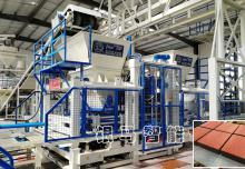 全自动透水砖生产设备各种垫片的压缩率及其他泄露原因