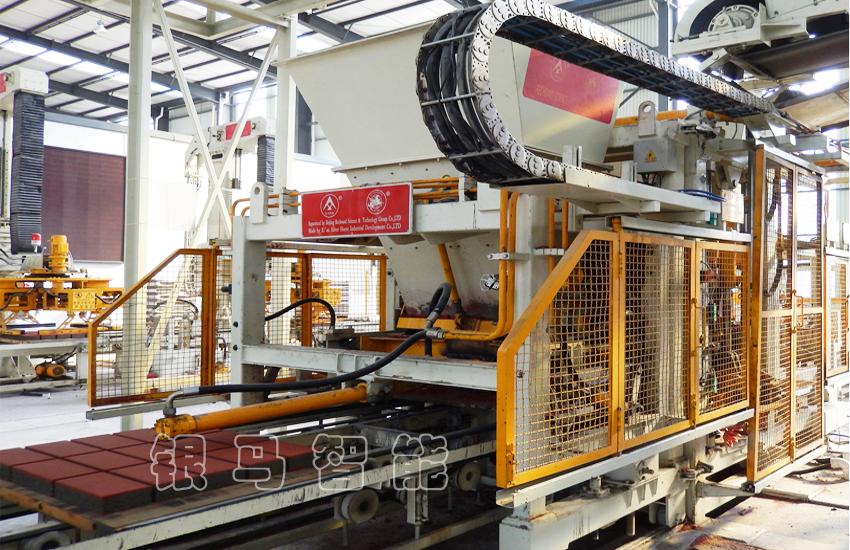 免烧砖机组成之电气传动特点与市场需求
