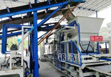 PC砖机械设备:免烧砖机为什么企业机械的维修费那么高?