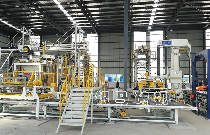 脱硫石膏制砖机生产工艺及功能分析