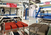 建筑垃圾透水砖生产线:引领前沿科技,铸造绿色机械