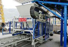 免烧砖机:水泥砖厂自动化设备故障维修不是目的