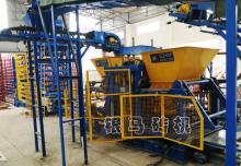 河道护坡砖机:机械设备静试时泄漏故障原因有哪些?
